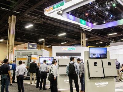 加快全球化布局,阳光电源顶尖光储产品亮相北美